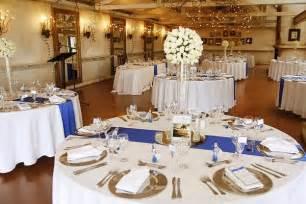 silver wedding decorations royal blue silver white wedding decorations http weddingstopic