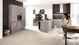 Küche In Betonoptik : trend einbauk che kramsach betonoptik perlgrau k chen quelle ~ Michelbontemps.com Haus und Dekorationen