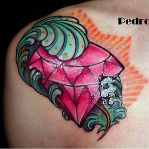 10+ images about Jewelry Tattoos on Pinterest | Gem tattoo ...
