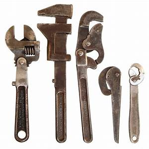 UNUSUAL ADJUSTABLE WRENCHES tools Pinterest