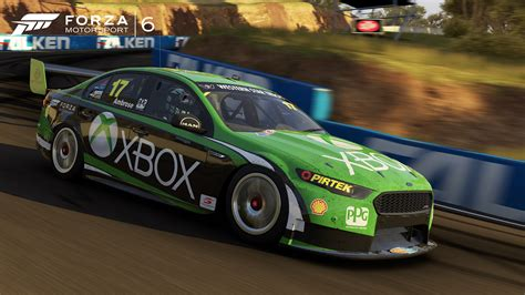 hellcat challenger forza motorsport 6 gets v8 supercars and awesome 1080p
