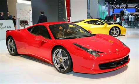 2018 Ferrari 458 Italia
