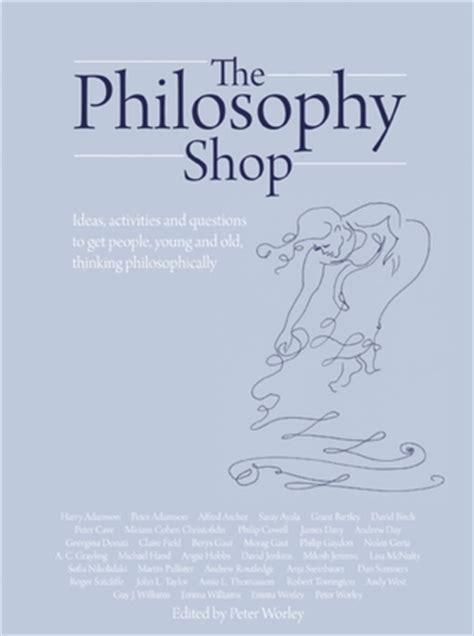 philosophy shop ideas activities  questions