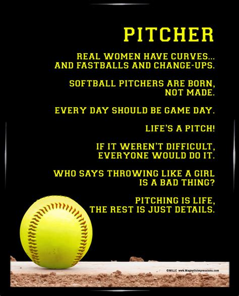 foto de Funny Softball Quotes And Saying QuotesGram