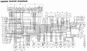 1979 Yamaha Xs750 Special Wiring Diagram