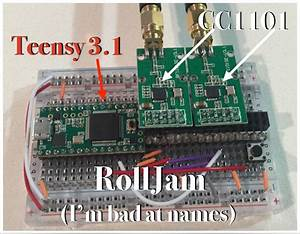 Anatomy Of The Rolljam Wireless Car Hack