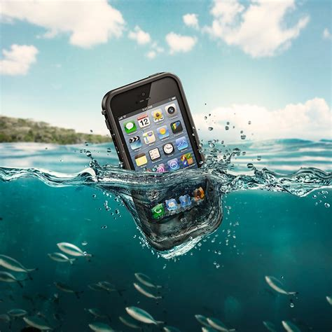 iphone dropped in water the best waterproof iphone tested