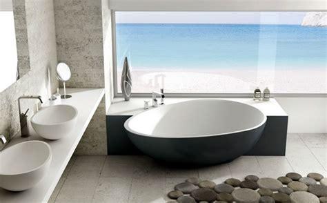 Badezimmer Mit Eckbadewanne Modern by Moderne B 228 Der Mit Freistehender Badewanne
