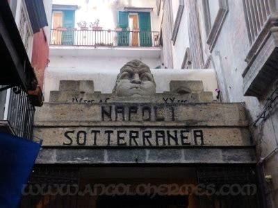 Ingresso Napoli Sotterranea by Napoli Esoterica