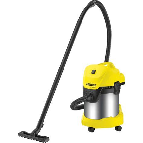 aspirateur et cuisine aspirateur eau poussières et gravats karcher wd3 premium