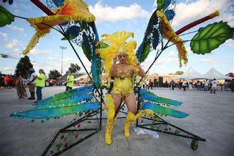 torontos caribbean carnival crowns  costume royalty toronto star
