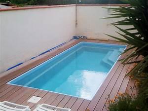 Piscine Hors Sol Plastique : piscine coque hors sol meilleures images d 39 inspiration ~ Premium-room.com Idées de Décoration