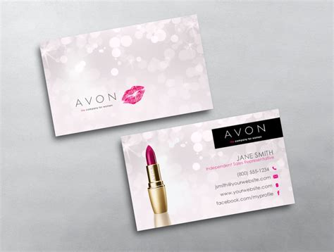 Avon Business Card 03 Business Card Scanner Price In Pakistan Sample Psd Free Christmas Pinterest Template For Word Aluminium Mini-briefcase Holder Music Brinks Gimp