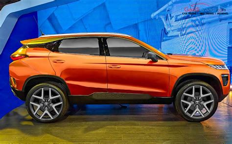 'tata Harrier' Is The Name Of Production H5x Suv