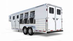 Horse Trailers - Gooseneck Horse Trailers