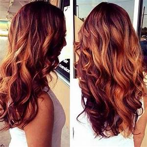 Red Hair Color With Highlights In 2016 Amazing Photo