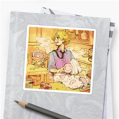 sanji sticker by 79guarisapos redbubble