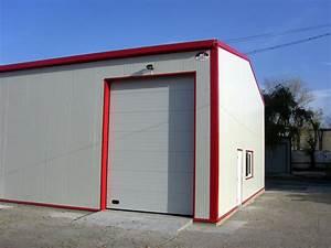 Hangar Metallique En Kit D Occasion : prix sur demande demander un prix ~ Nature-et-papiers.com Idées de Décoration