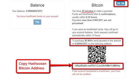 How do i create a new. Hashocean|How To Deposit&Withdrawal Bitcoin-Step by Step Guide