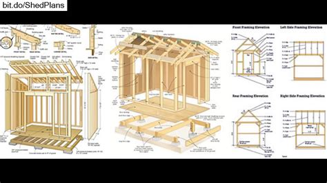 shed plans   shed plans youtube