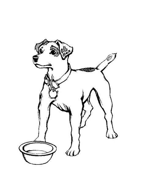 mewarnai anjing gif gambar animasi animasi bergerak