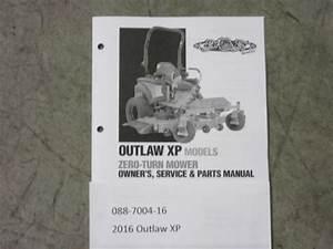 Bad Boy Mower Parts - 088-7004-16