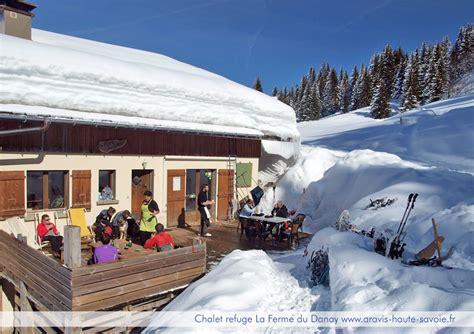 restaurant ferme du danay refuge de montagne yourte