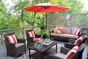 Outdoor Living (Deck Updates) - Our Fifth House