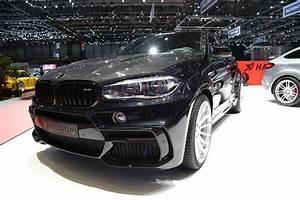 Bmw X6 Noir : hamann x6 m50d une brute mais avec une certaine retenue l 39 argus ~ Gottalentnigeria.com Avis de Voitures