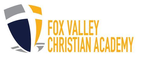 home fox valley christian academy 681 | logo 2017
