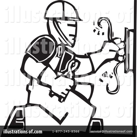 11271 electrician clipart black and white electrician clipart black and white 8 clipart station