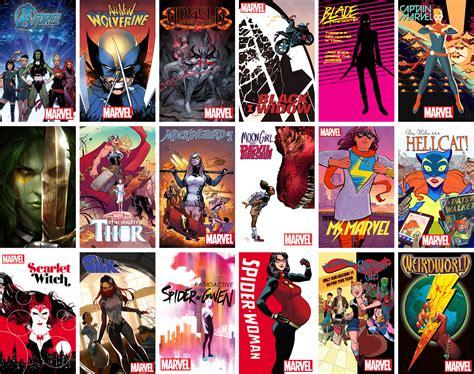 Meet the Real-Life Superwomen of Marvel Comics | Fortune.com