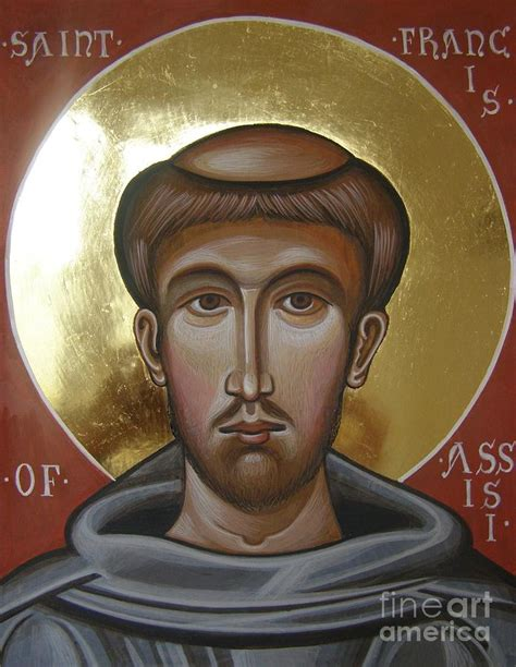 st francis of assisi icon st francis icon www imgkid the image kid has it