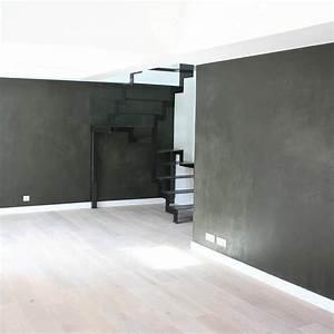 mur en beton cire kit complet beton cire mural mercadier With beton cire mur exterieur