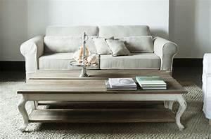 le canape lin pour un salon style en 45 images magnifiques With tapis d entrée avec canape angle poltronesofa