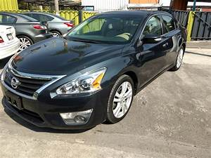 Nissan Altima 3 5 Exclusive De Lujo 2013