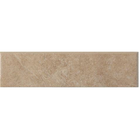 bullnose floor tile marazzi brazilian slate 3 in x 12 in porcelain bullnose floor and wall tile ujbz the home depot
