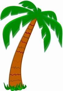 Palm Tree Clip Art at Clker.com - vector clip art online ...