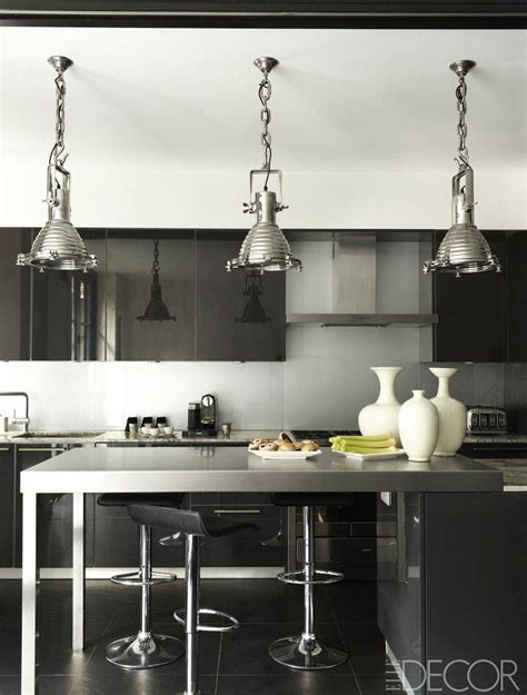 and black kitchen designs 40 beautiful black and white kitchen designs gosiadesign 7662