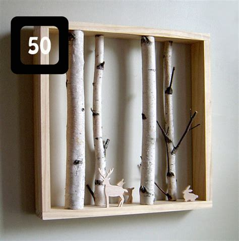 contemporary bureau desk 50 ways to upcycle tree branches and logs living vintage