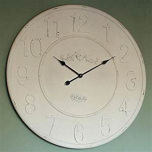 Extra large wall clocks impressive extra large wall for Large white wall clocks uk