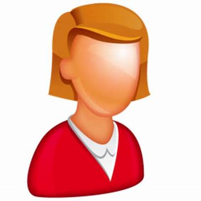 Manager Clipart Female Woman Clipground Caucasian