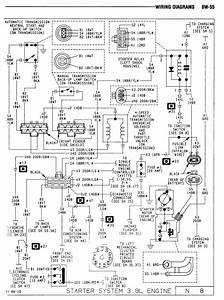 Overdrive Wiring Schematic - Dodge Shelby Dakota