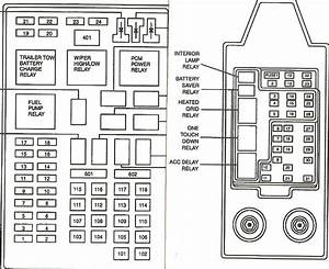 25 Fuse Diagram For 2000 Ford Expedition