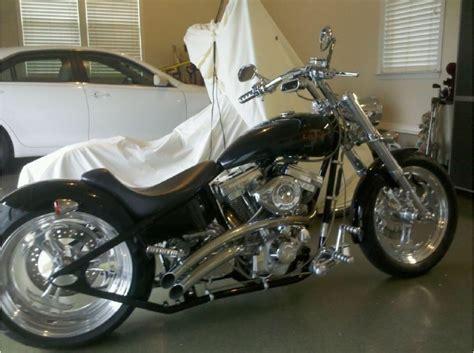 Titan Motorcycle Co Sidewinder Chopper Rigid Motorcycles