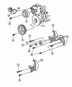 1999 Dodge Ram 3500 Pulley  Idler  Conditioners