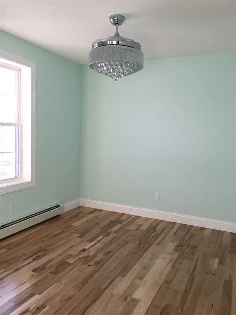 sherwin williams embellished blue walls paint