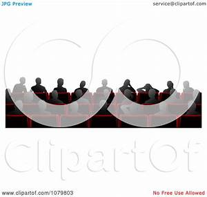 The gallery for --> Theater Audience Silhouette