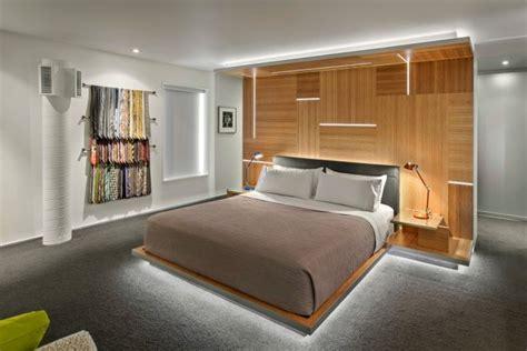 eclairage chambre éclairage led indirect 55 idées tendance pour chaque pièce