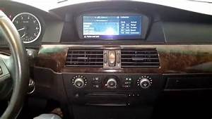 How To Change Channel Tv Of Bmw 525i 2005 Khmer Language
